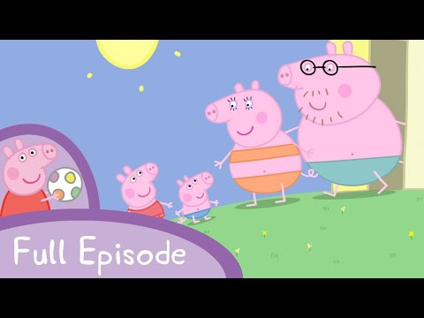 Peppa Pig Episodes - Very Hot Day (full episode) - Cartoons for Children