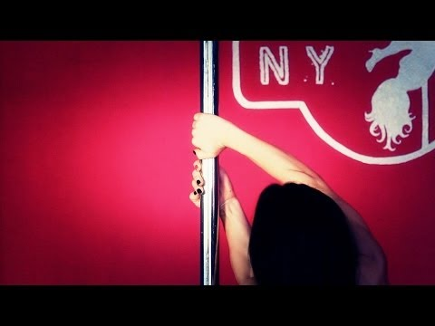 dancing - Watch more How to Do Pole Dancing Exercises videos: http://www.howcast.com/videos/509380-How-to-Floor-Dance-Pole-Dancing Learn how to do a basic pole dance p...