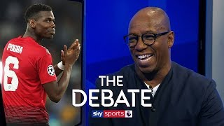 Video How far will Man United go in the Champions League?   The Debate   Wright & Bellamy MP3, 3GP, MP4, WEBM, AVI, FLV September 2018