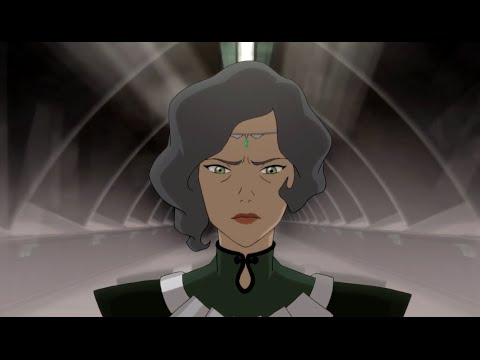 book - Clip from The Legend of Korra, Book 4: 'Balance'. This clip is from episode 5 which is titled 'Enemy at the Gates'. This episode will be released digitally on Friday 31st October!