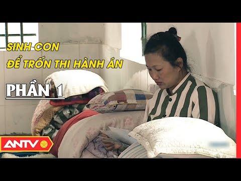 Nữ quái liên tục sinh con để trốn thi hành án - người mẹ vô lương (phần 1) | Phía sau bản án | ANTV - Thời lượng: 11 phút.