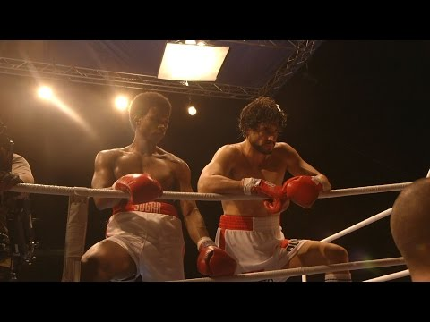 MAKING OF - Hands of Stone (2016)