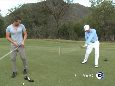 Gary Player explains how to swing a golf club