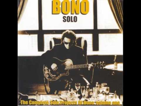Bono: 02 Hallelujah '95 from 'Tower Of Song' A Tribute To Leonard Cohen