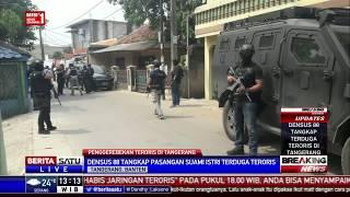 Video Densus 88 Tangkap Pasutri Terduga Teroris di Kunciran Tangerang MP3, 3GP, MP4, WEBM, AVI, FLV Mei 2018