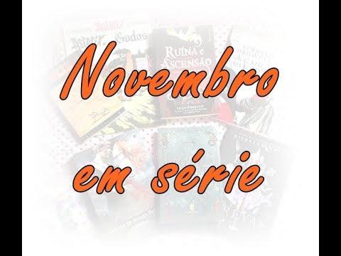 TBR Novembro em série | Um Livro e Só