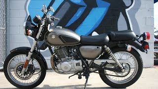 3. 2011 Suzuki TU250x motorcycle for sale