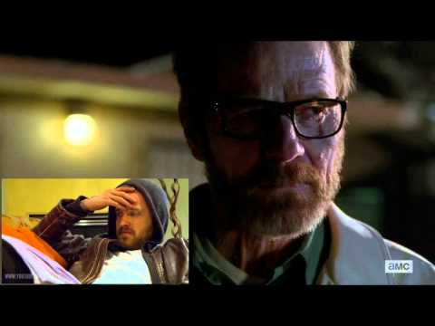 "Breaking Bad: Bryan Cranston and Aaron Paul reading ""Felina"" script + Series Finale"