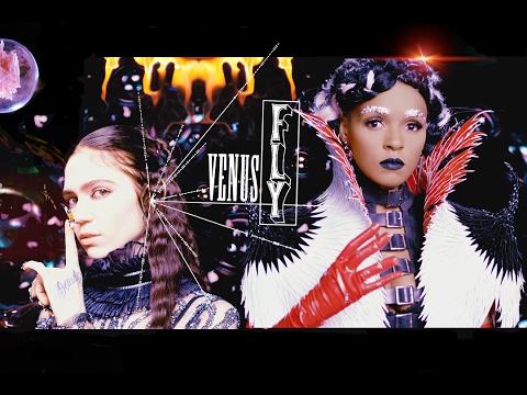 Grimes ft. Janelle Monae - Venus Fly