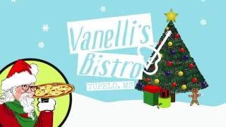 Vanellis Bistro wishes you a Holly Jolly Christmas