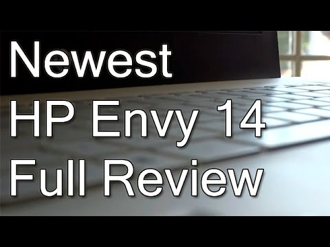 Newest HP Envy 14 Full Review