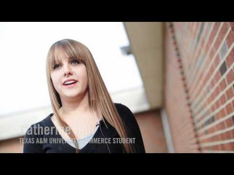 Catherine Hall talks about her experience at Texas A&M University-Commerce