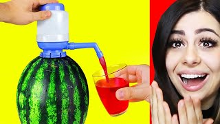 Video Amazing SUMMER HACKS You Wont Believe ! MP3, 3GP, MP4, WEBM, AVI, FLV September 2019
