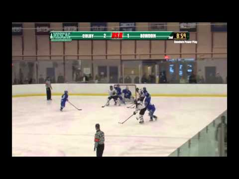 Women's Hockey vs. Colby NESCAC Semifinal (3/8/14)