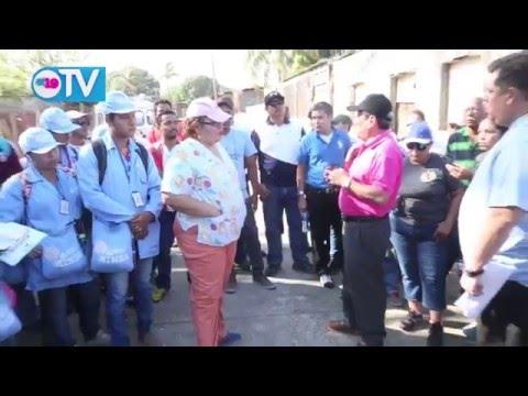 Más nicaragüenses se suman a la lucha contra las epidemias