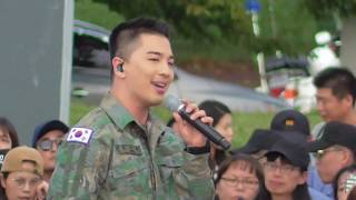 Video 181009 TAEYANG(태양), RINGALINGA/눈 코 입(Eyes.Nose.Lips) @ JISANGGUN FESTIVAL(마지막날ㅠㅠ) MP3, 3GP, MP4, WEBM, AVI, FLV Maret 2019