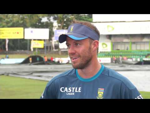 Hashim Amla reacts to losing the 2nd ODI to Sri Lanka
