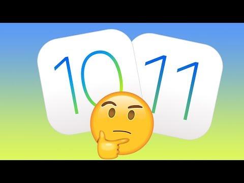 ПОДУМАЙ, стоит ли ТЕБЕ устанавливать iOS 11, чтобы потом не жалеть?