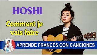 Comment je vais faire - HOSHI (avec paroles)