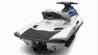 8. 2008 Yamaha waverunner models .