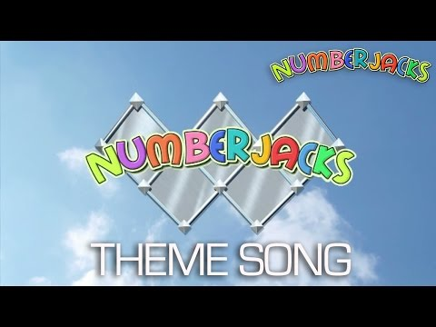 NUMBERJACKS | Theme Song