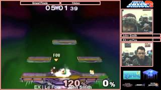 Grand Finals set from last month's Turtle Smash 3 in Charleston, SC