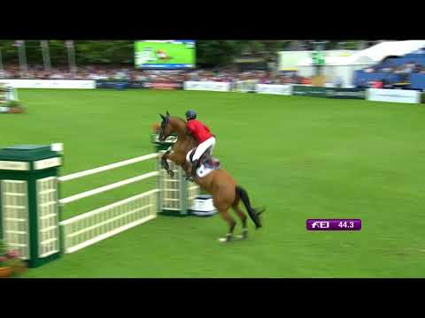 Super Sox and Lillie Keenan - Aga Khan Trophy Win in the Dublin Nation