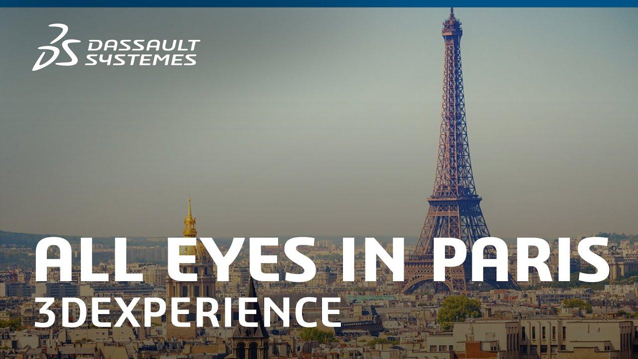Podívejte se na Paříž jako krysa nebo včela