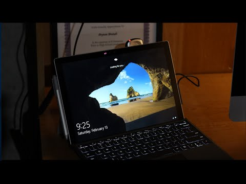 Surface Pro 4 Unboxing (Intel Core i5, 256GB SSD, 8GB RAM)