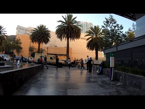 ⁴ᴷ⁶⁰ Walking Mexico City CDMX : Polanco (Beverly Hills of Mexico City)