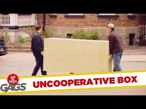 Uncooperative Box