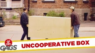 Just For Laughs - Gags - Uncooperative Box