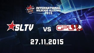 All stars 2015: Đông Âu vs Team Southeast Asia (STA vs GPL)