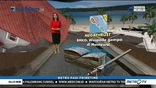 Download Video Waspada Potensi Gempa Megathrust Mentawai MP3 3GP MP4