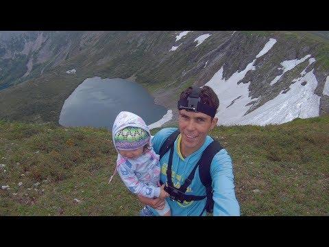 Путешествие на Ивановские озера. Часть 1 (видео)
