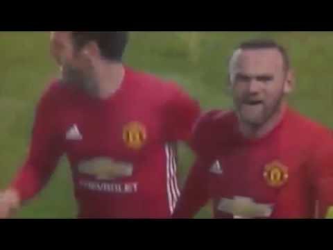 Manchester United vs Feyenoord 4-0 Highlights and Goals