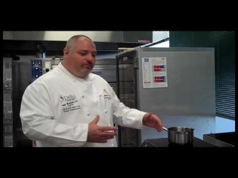 James Margiotta, SUNY Delhi Culinary Arts Instructor