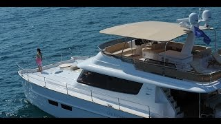 MY 55 - Fountaine Pajot