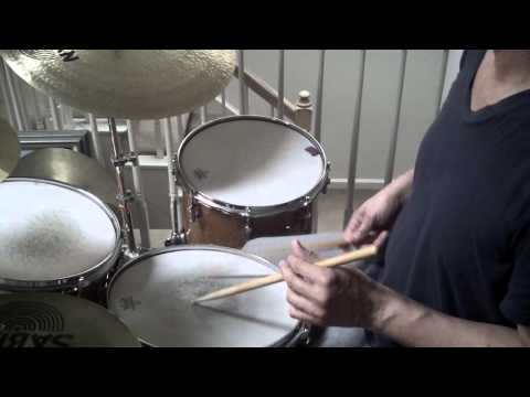 Jazz Drumming Improvisation - Jae Sinnett