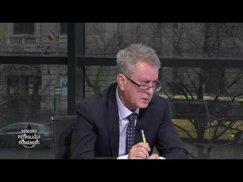 Emisiunea Seniorii Petrolului Românesc  – 11 februarie 2017 – Invitat, Dan Vecerdea