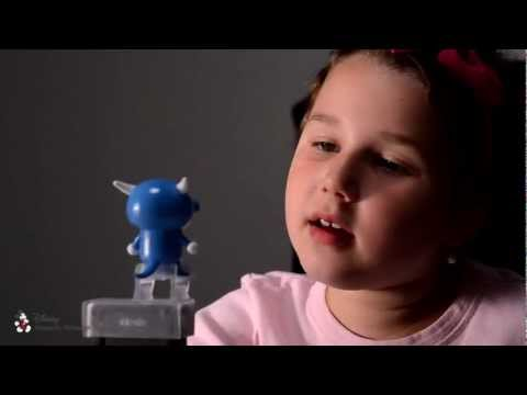 Disney leads the way in 3D printed interactive optics