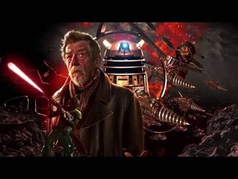 Behold the Monster in New War Doctor Trailer