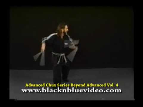 nunchaku - http://www.prochux.com You will not believe your eyes when you see what Master Lee Barden can do with Nunchaku and Freestyle Nunchaku http://www.prochux.com ...