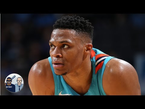 Video: Russell Westbrook 'still dominating' despite shooting troubles - Jalen Rose | Jalen & Jacoby