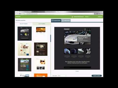 Internetseite erstellen KOSTENLOS (Baukastensystem – one.com) – HIGH IT