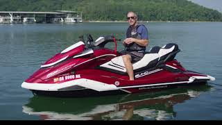 10. First Look: Yamaha's All-New 2019 FX WaveRunner Series