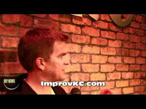 Devin Henderson KC Improv, Zona Rosa, DiyNews.org Kansas City