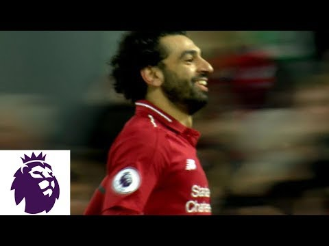 Video: Mohamed Salah's tap in gives Liverpool a 3-2 lead v. Crystal Palace | Premier League | NBC Sports