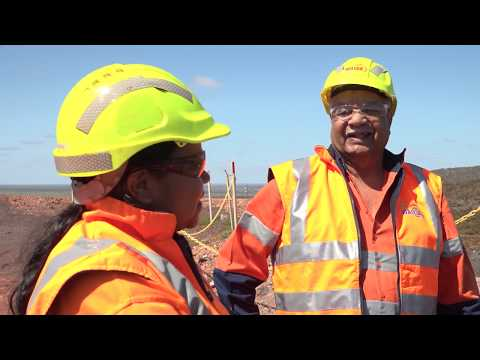 2017 Ethnic Business Awards Finalist – Indigenous in Business Category – Elliott McNamara – Walga Mining and Services