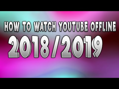 HOW TO WATCH YOUTUBE WITHOUT WIFI! (2019/2020) WORKS 100%